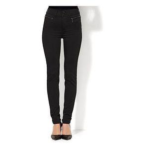 New York and Company Jennifer Hudson jeans black